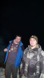 Leiterweekend 01/2011